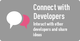 Connect with Developers