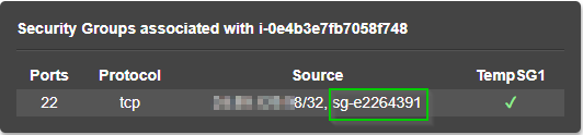 Re: Inspection of Inter-Subnet traffic in AWS VPC     - Check Point