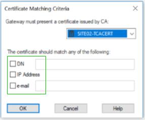 Externally Mananged VPN Gateway Setup - Check Point CheckMates