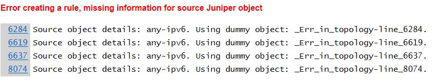 Solved: SmartMove not support juniper HA config - Check Point CheckMates