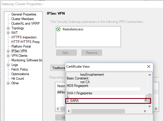 Download Checkpoint Vpn Client Windows 10 E8070 Checkpoint