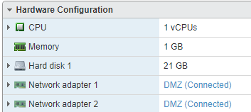 Link aggregation on VMWare ESXi vSwitch or bond in    - Check Point
