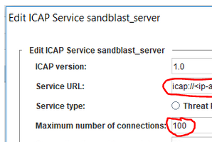 F5 BIG-IP ICAP and SandBlast (TEX) - Check Point CheckMates