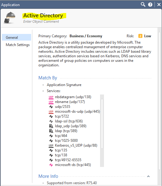 Active Directory Object