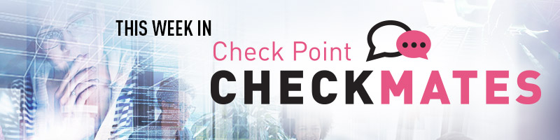 This Week in CheckMates 11 February 2019