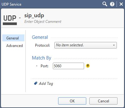 Custom SIP UDP object - part 1