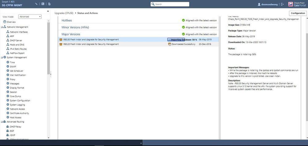 importing database stuck.JPG