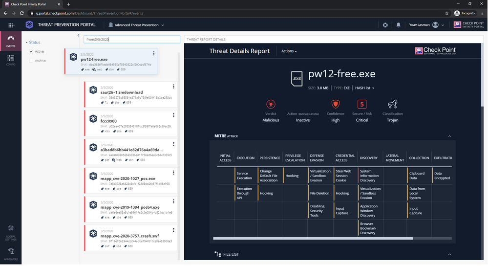Drag, sort and define workflows with your peers